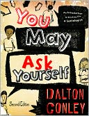 You May Ask Yourself by Dalton Conley: Book Cover