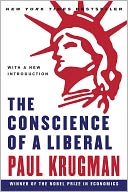 The Conscience of a Liberal by Paul Krugman: NOOK Book Cover