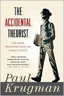 The Accidental Theorist by Paul Krugman: NOOK Book Cover