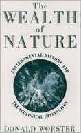 The Wealth of Nature by Donald Worster: Book Cover