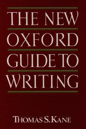 English book fb2 download The New Oxford Guide to Writing 9780195090598