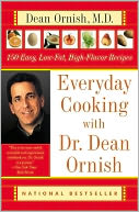 Everyday Cooking with Dr. Dean Ornish by Dean Ornish: Book Cover