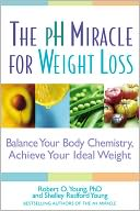 pH Miracle for Weight Loss by Robert O. Young: NOOK Book Cover
