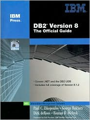 DB2 Version 8 by Paul C. Zikopoulos: Book Cover