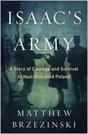 Isaac's Army by Matthew Brzezinski: Book Cover