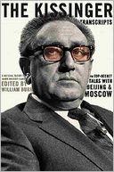 Kissinger Transcripts by William Burr: Book Cover