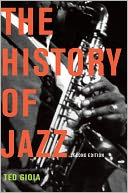 The History of Jazz by Ted Gioia: Book Cover