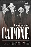 Capone by Chicago Tribune Staff: NOOK Book Cover