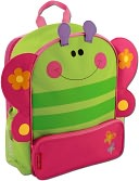 Sidekicks Backpack Butterfly by Stephen Joseph: Product Image