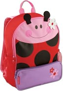 Sidekicks Backpack Ladybug by Stephen Joseph: Product Image