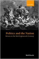 Politics and the Nation by Bob Harris: Book Cover