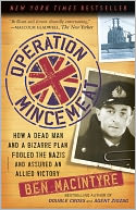 Operation Mincemeat by Ben Macintyre: NOOK Book Cover