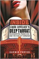 Inside Linda Lovelace's Deep Throat by Darwin Porter: Book Cover