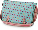 Darling Dot Messenger Bag by All For Color: Product Image
