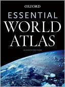 Essential World Atlas by Oxford University Press USA: Book Cover