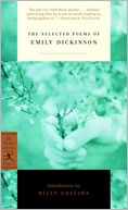 The Selected Poems of Emily Dickinson by Emily Dickinson: NOOK Book Cover