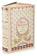 Anna Karenina (Barnes & Noble Leatherbound Classics) by Leo Tolstoy: Book Cover