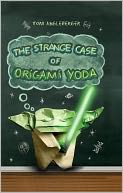 The Strange Case of Origami Yoda (PagePerfect NOOK Book) by Tom Angleberger: NOOK Book Cover