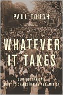 Whatever It Takes by Paul Tough: NOOK Book Cover