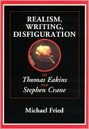 Realism, Writing, Disfiguration by Michael Fried: Book Cover