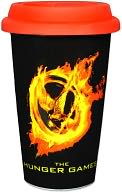 "The Hunger Games Movie - ""Burning Pin"" Travel Coffee Mug by National Entertainment Collectibles: Product Image"