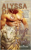 Heart of Atlantis (Warriors of Poseidon Series #8) by Alyssa Day: Book Cover