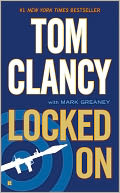 Locked On by Tom Clancy: Book Cover