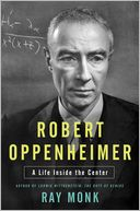 Robert Oppenheimer by Ray Monk: Book Cover