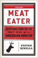 Meat Eater by Steven Rinella: Book Cover