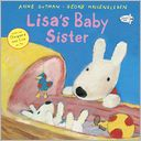 Lisa's Baby Sister by Anne Gutman: Book Cover