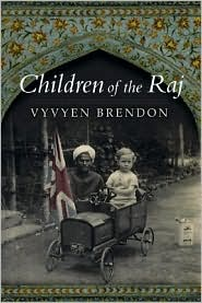 Children of the Raj by Vyvyen Brendon: Book Cover