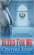 Bleed For Me (A Vampire Romance Novella) by Cynthia Eden: NOOK Book Cover