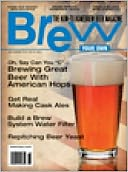 Brew Your Own - One Year Subscription: Magazine Cover