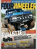 Four Wheeler - One Year Subscription: Magazine Cover