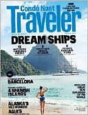 Conde Nast Traveler - One Year Subscription: Magazine Cover