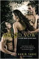 Blood Vow by Karin Tabke: NOOK Book Cover