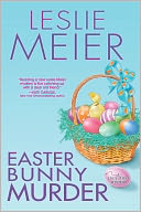Easter Bunny Murder by Leslie Meier: Book Cover
