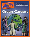 The Complete Idiot's Guide to Green Careers by Barbara Parks: NOOK Book Cover