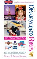 Brit Guide Disneyland Paris 2012 by Veness Simon: NOOK Book Cover