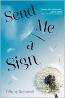 Send Me a Sign by Tiffany Schmidt: Book Cover