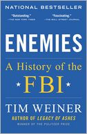 Enemies by Tim Weiner: Book Cover