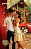 All He Ever Wanted (Harlequin Desire Series #2188) by Emily McKay: NOOK Book Cover