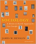 Sociology by James M. Henslin: Item Cover