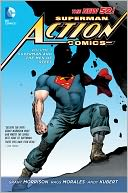 Superman - Action Comics Volume 1 by Grant Morrison: NOOK Book Cover