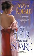 The Heir and the Spare (Negligent Chaperone Series #1) by Maya Rodale: NOOK Book Cover