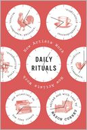 Daily Rituals by Mason Currey: Book Cover