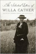 The Selected Letters of Willa Cather by Willa Cather: Book Cover