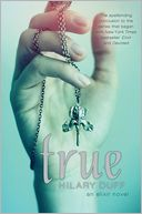 True by Hilary Duff: Book Cover