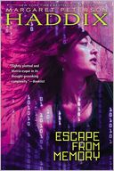 Escape from Memory by Margaret Peterson Haddix: Book Cover