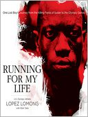 Running For My Life by Lopez Lomong: Audio Book Cover